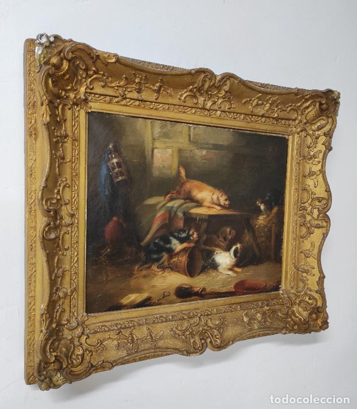 Arte: Escuela Flamenca del Siglo XVII - Seguidor de Snyders, Frans (1579-1657) - Bodegón - Foto 5 - 234349635