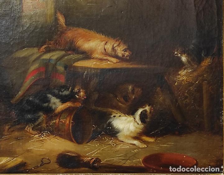 Arte: Escuela Flamenca del Siglo XVII - Seguidor de Snyders, Frans (1579-1657) - Bodegón - Foto 7 - 234349635