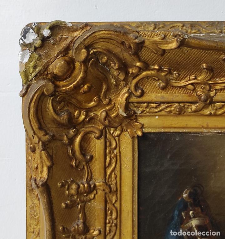 Arte: Escuela Flamenca del Siglo XVII - Seguidor de Snyders, Frans (1579-1657) - Bodegón - Foto 9 - 234349635
