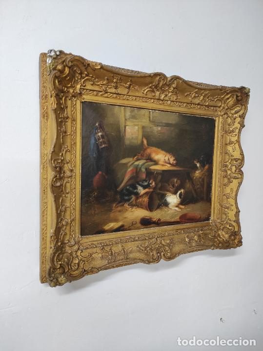 Arte: Escuela Flamenca del Siglo XVII - Seguidor de Snyders, Frans (1579-1657) - Bodegón - Foto 14 - 234349635
