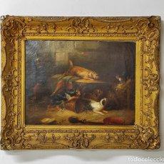 Arte: ESCUELA FLAMENCA DEL SIGLO XVII - SEGUIDOR DE SNYDERS, FRANS (1579-1657) - BODEGÓN. Lote 234349635