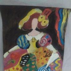 Arte: MENINAS OBRA DE CHRISTIANERMO. Lote 234559525