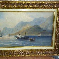 Arte: PRECIOSA OBRA DE ARTE DEL PINTOR MARIUS ROY.. Lote 234748650