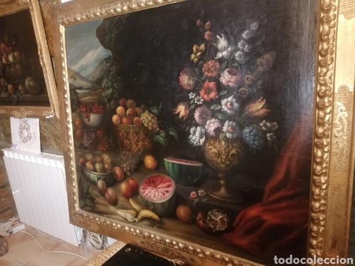 ESCUELA VALENCIANA DEL ÚLTIMO TERCIO DEL SIGLO XVIII (Arte - Pintura - Pintura al Óleo Antigua siglo XVIII)