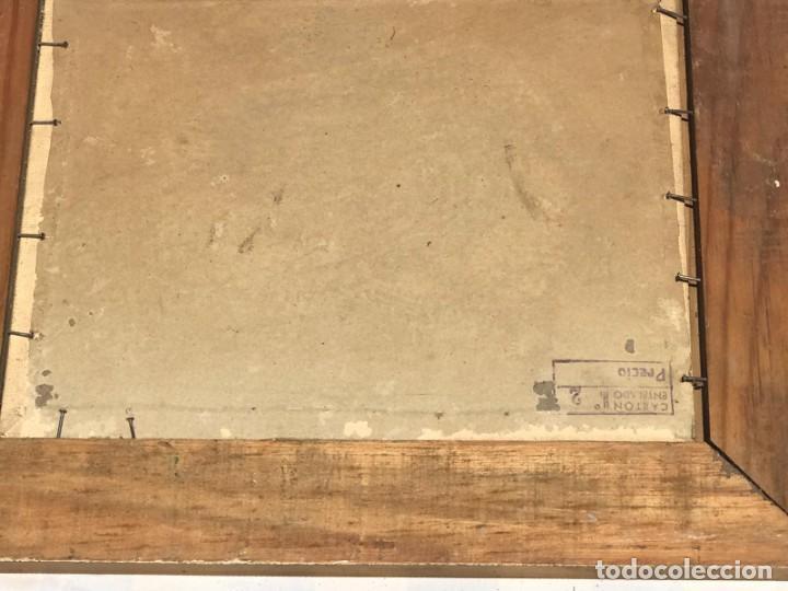 Arte: BODEGON DE OLEO SOBRE CARTON ENTELADO FIRMADO POR A. BOSCH - Foto 17 - 235200065