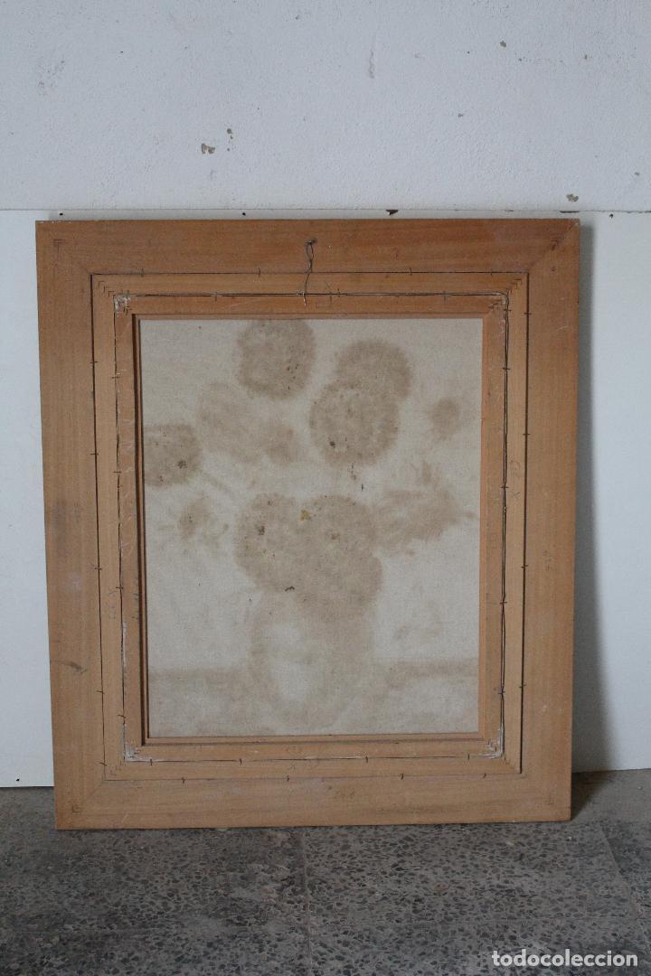 Arte: girasoles, oleo original firmado - Foto 3 - 268860364