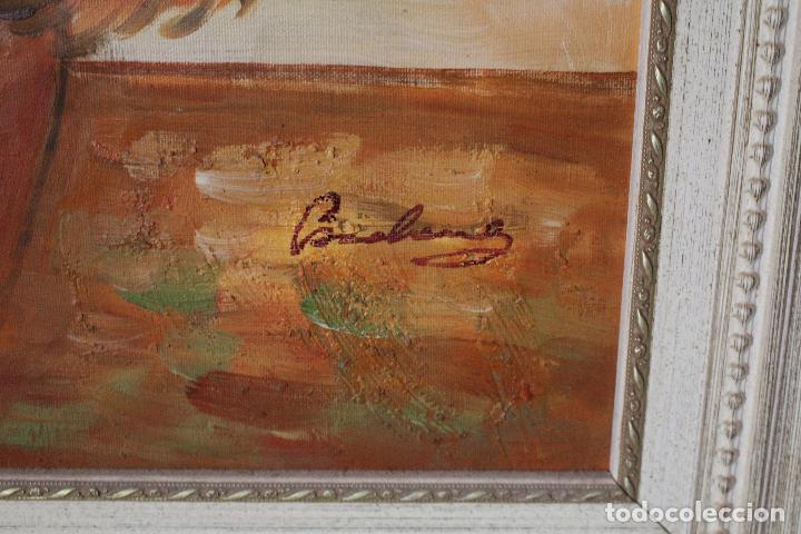 Arte: girasoles, oleo original firmado - Foto 5 - 268860364