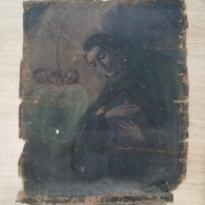 Arte: PINTURA RELIGIOSA PROBABLEMENTE SIGLO XVI XVII. Lote 235272030