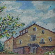 Arte: PAISAJE DE MASIA ANÓNIMO PRINC. S.XX. Lote 235486885