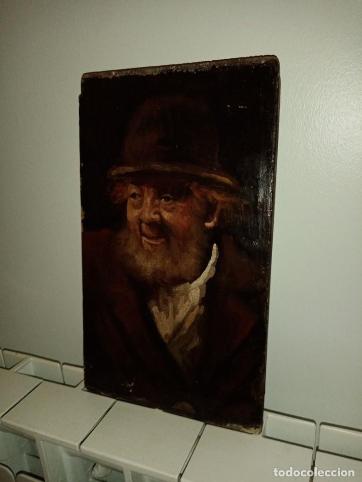 TABLA ANTIGUA (Arte - Pintura - Pintura al Óleo Antigua sin fecha definida)