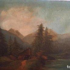 Arte: PINTURA AL OLEO PARA RESTAURAR SIGLO XVIII-XIX OLEO SOBRE LIENZO. Lote 235542555