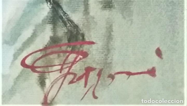Arte: Precioso retrato de joven morena- Óleo sobre lienzo, lujosamente enmarcado - Envío gratis Península - Foto 24 - 235580620