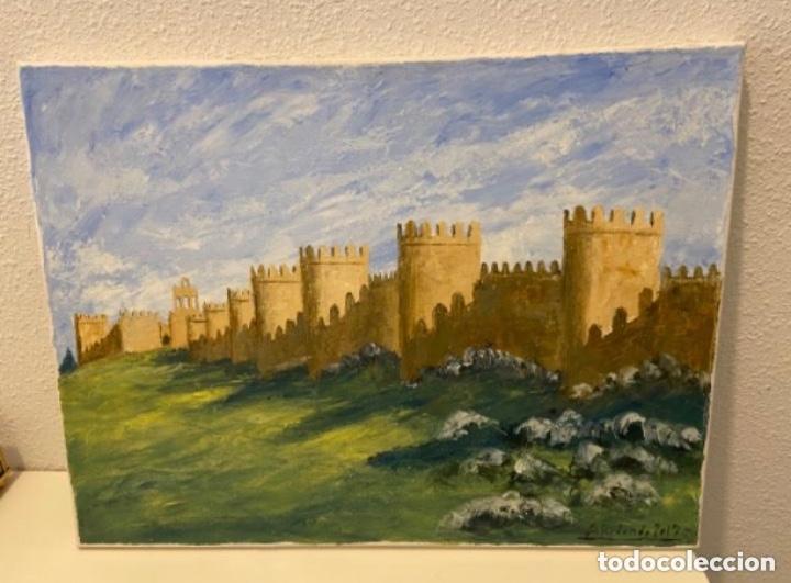 OLEO (Arte - Pintura - Pintura al Óleo Moderna sin fecha definida)