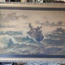Arte: TEMPESTAD. 1902. Lote 236926380
