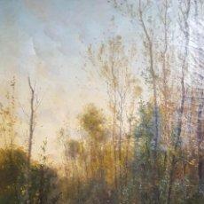 Arte: PINELO LLULL JOSÉ (1861-1922) PINTOR ESPAÑOL. OLEO SOBRE TELA. Lote 237205070