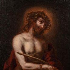Arte: ECCE HOMO (CIRCA 1675). FRANCISCO RIZI DE GUEVARA. Lote 237311835