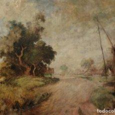 Arte: FERENC V. FARAGÓ. CUADRO, ÓLEO SOBRE LIENZO.. Lote 237559550
