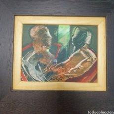 Arte: COSTA PIO, OLEO SOBRE TABLA 14X18 SIN MARCO. Lote 237704625