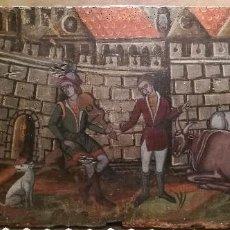 Arte: EL JUGLAR. ESCUELA ESPAÑOLA S.XIX.. Lote 237720830
