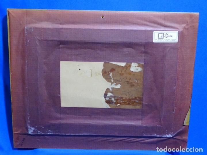 Arte: ÓLEO SOBRE TABLA DE PERE VIVER I AYMERICH (1873-1917).PAISAJE DE SANT LLORENS - Foto 21 - 238150330