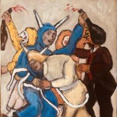 Arte: FIESTA SARDINAS PUEBLO NORTE. Lote 238382875