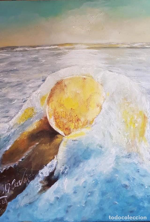 ESFERA (Arte - Pintura - Pintura al Óleo Contemporánea )