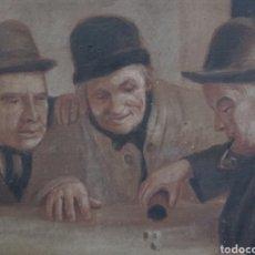 Arte: EL JUEGO DE DADOS. Lote 239579900