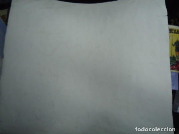 Arte: ALFREDO ROLDÁN GUASCH SOBRE PAPEL MIDE 50 X 56 cm MAGNIFICA OBRA DE UNA BUENA ÉPOCA Y GRAN TAMAÑO - Foto 7 - 239644130