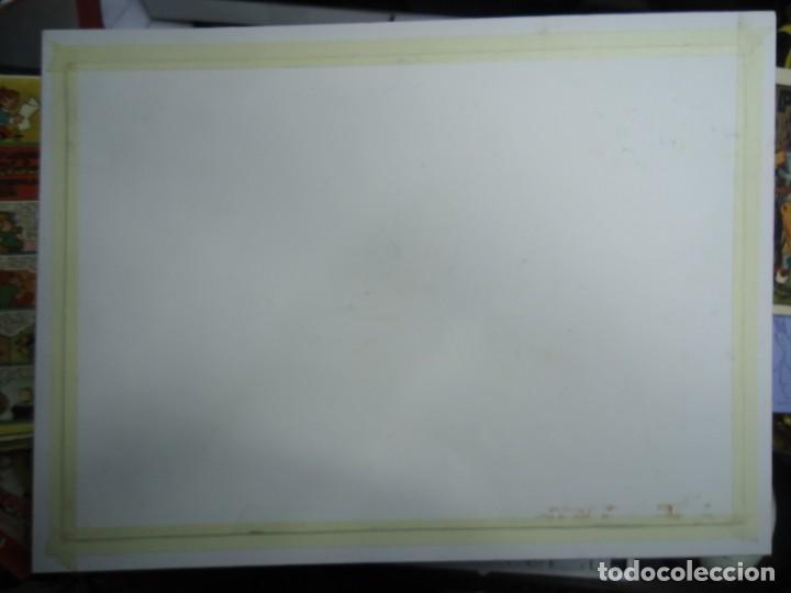 Arte: ALFREDO ROLDÁN ACUARELA SOBRE PAPEL MIDE 32 X 46 cm MAGNIFICA OBRA REALISTA 2007 firmada - Foto 4 - 239646010