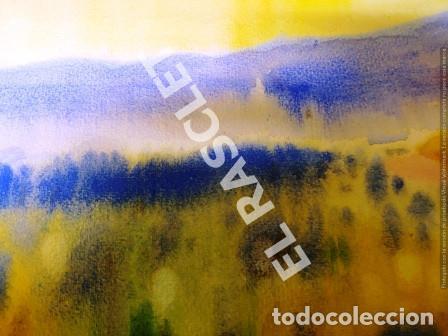 Arte: CUADRO -ACUARELA PAISATGE - JOSEP MARFA GUARRO - BARCELONA - - Foto 8 - 240031445