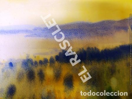 Arte: CUADRO -ACUARELA PAISATGE - JOSEP MARFA GUARRO - BARCELONA - - Foto 9 - 240031445
