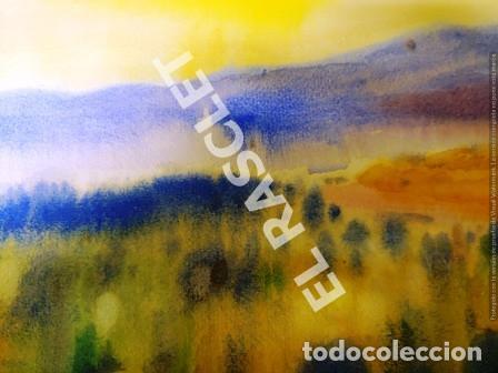 Arte: CUADRO -ACUARELA PAISATGE - JOSEP MARFA GUARRO - BARCELONA - - Foto 10 - 240031445