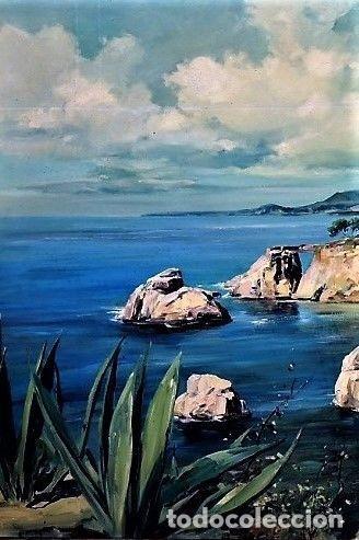 Arte: COSTA MALLORQUINA ESTEBAN LAFUENTE 1907 - 1971 - Foto 6 - 240102455