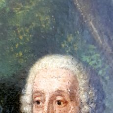 Arte: ÓLEO SOBRE LIENZO ANTIGUA PINTURA ITALIANA XVII- XVIII 69,5CM X 56CM FIRMADO.. Lote 240454210