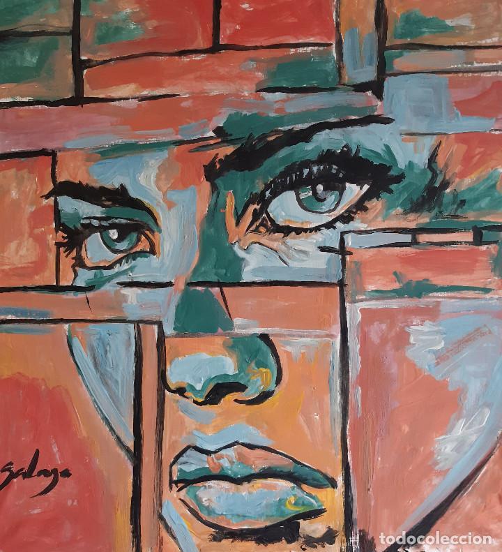 PINTURA SOBRE TELA (Arte - Pintura - Pintura al Óleo Contemporánea )