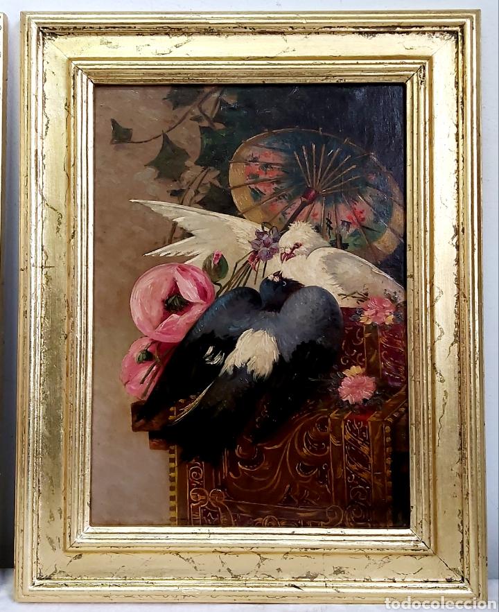 ÓLEO DE RAMÓN MARTÍ ALSINA (1826-94) (Arte - Pintura - Pintura al Óleo Moderna siglo XIX)