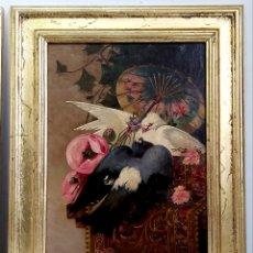 Arte: ÓLEO DE RAMÓN MARTÍ ALSINA (1826-94). Lote 110186816