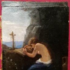 Arte: LA MAGDALENA POR RAMÓN MARTÍ ALSINA (1826-94). Lote 241212935