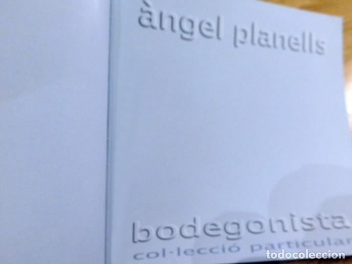 "Arte: ANGEL PLANELLS 1901/1989 - OLEO / LIENZO - ""BODEGÓ 1970"" - 73 X 54 CM - OBRA CATALOGADA - VER FOTOS - Foto 21 - 241197525"