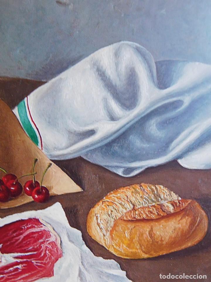 "Arte: ANGEL PLANELLS 1901/1989 - OLEO / LIENZO - ""BODEGÓ 1970"" - 73 X 54 CM - OBRA CATALOGADA - VER FOTOS - Foto 11 - 241197525"