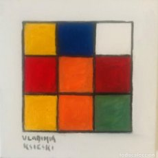 Arte: CUBE (2). Lote 233104860