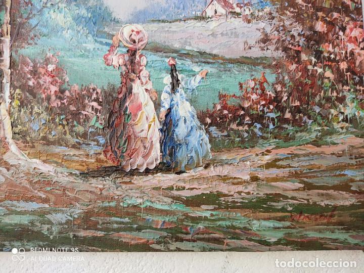 Arte: pintura oleo con autor - Foto 2 - 243018305