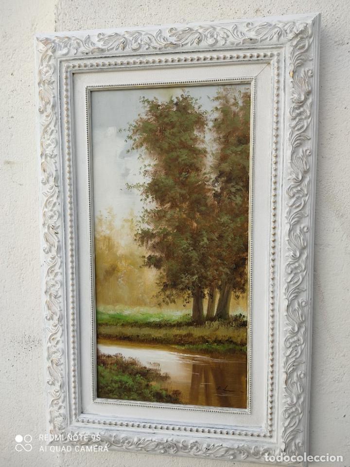 PINTURA OLEO CON AUTOR (Arte - Pintura - Pintura al Óleo Contemporánea )