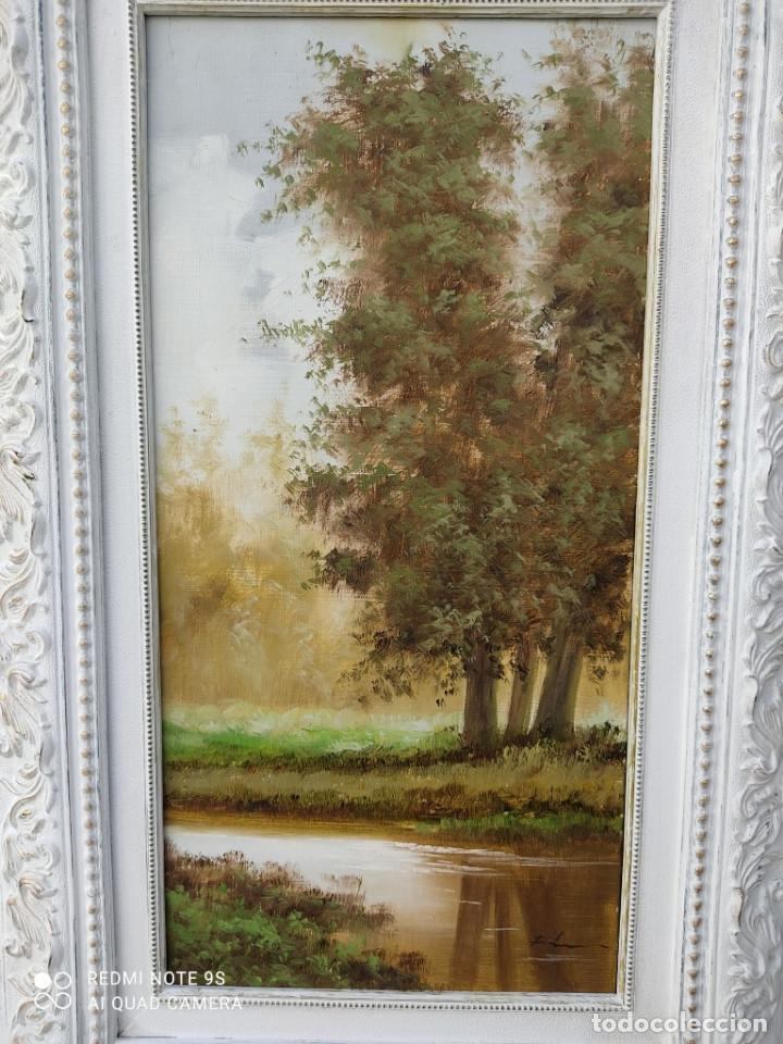 Arte: pintura oleo con autor - Foto 2 - 243018410