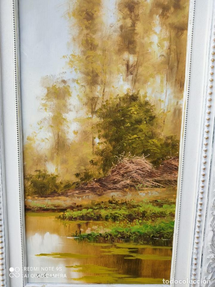 Arte: pintura oleo con autor - Foto 2 - 243018590