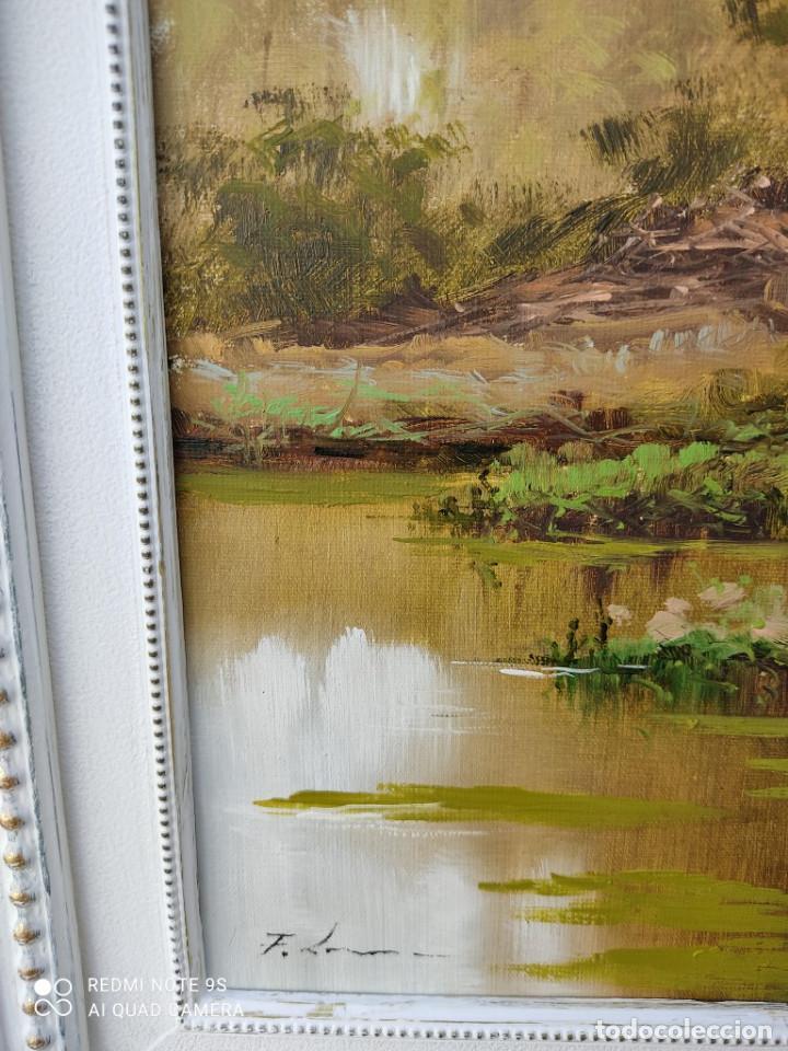 Arte: pintura oleo con autor - Foto 3 - 243018590