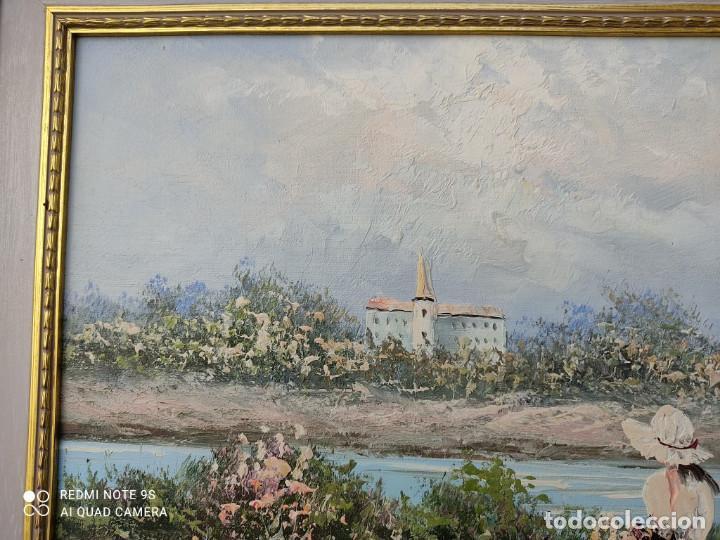 Arte: pintura oleo con autor - Foto 5 - 243018855