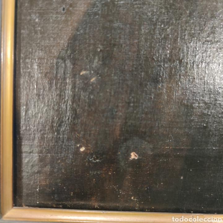 Arte: MUY INTERESANTE AUTORRETRATO DE TIZIANO - MUSEO DEL PRADO - SIGLO XVIII-XIX - OLEO SOBRE LIENZO - - Foto 10 - 100261555