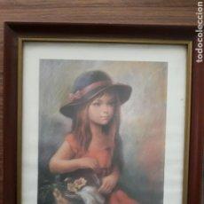 Arte: 2 PRECIOSOS CUADROS FIRMADOS DE VICENTE ROSO. Lote 243394540