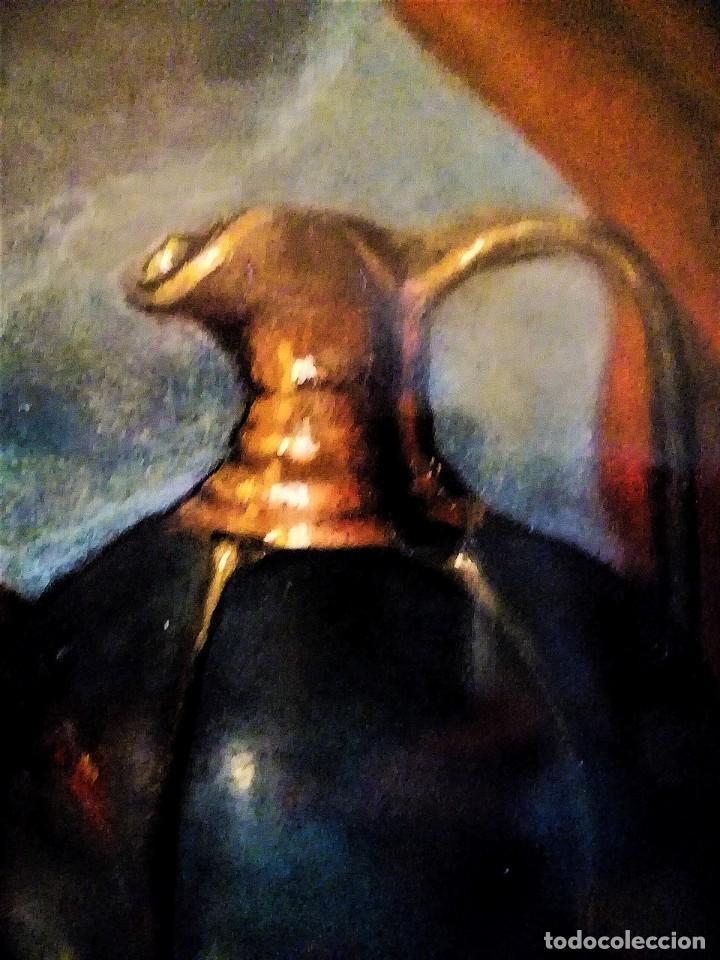 Arte: MESA CON JARRA Y FRUTOS - MIGUEL CASTILLO 1893 - Foto 4 - 243578105